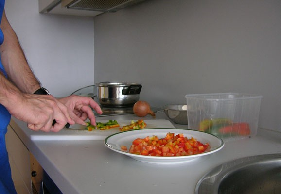 Cooking, Jano Cortijo 2007