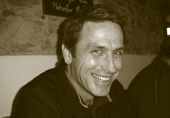 Portrait Michael Tweed, AIR 2007