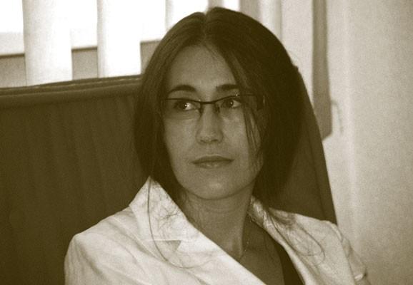 Portrait Anna T. Szabo, ULNÖ 2007, Photo: Wolfgang Kühn