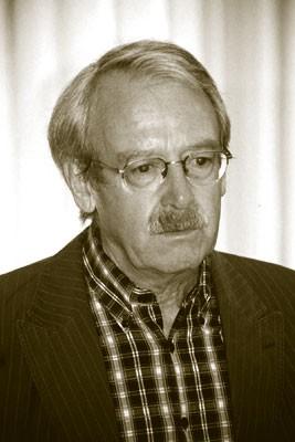Portrait Kaspar Schnetzler, ULNÖ 2007, Photo: Wolfgang Kühn