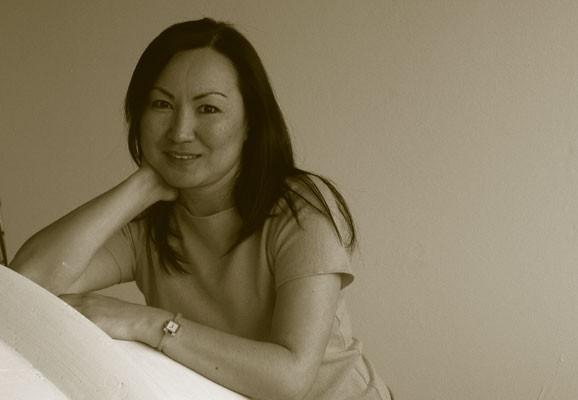 Portrait Jamilia Jazylbekova, Photo: Petra Buchegger