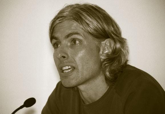 Portrait Richard Reich, ULNÖ 2008, Photo: Wolfgang Kühn
