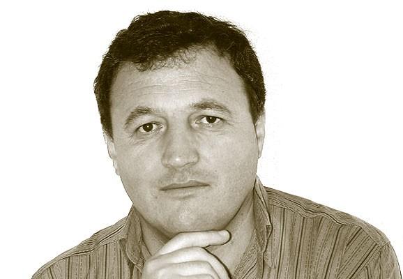 Portrait Virion Graçi, ULNÖ 2008, Photo: Wolfgang Kühn