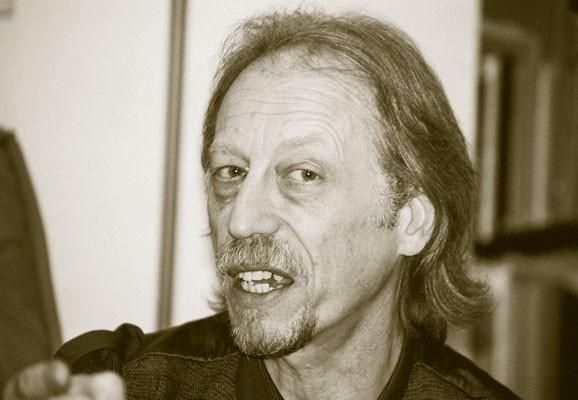 Portrait Vladislav Bajac, ULNÖ 2008, Photo: Wolfgang Kühn