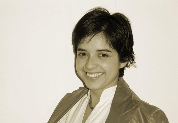 Portrait Claudia, AIR 2009