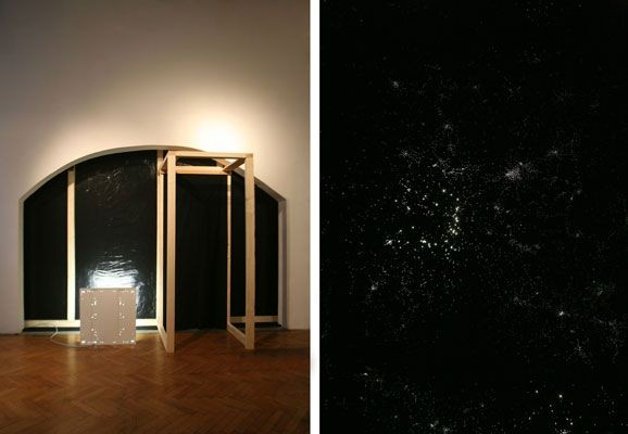 Present Space Expansion, IG Bildende Kunst / The artist 2010