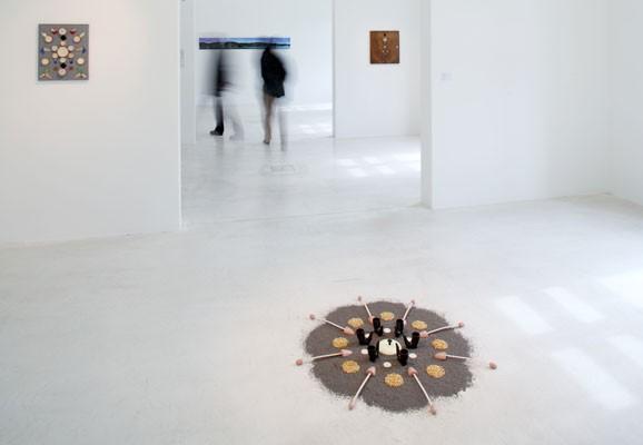 Ausstellungsansicht, Christian Redtenbacher 2011