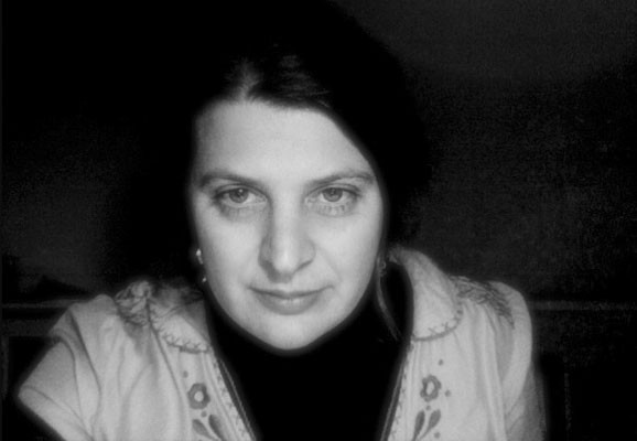 Portrait Christina, Christina Dimitriadis