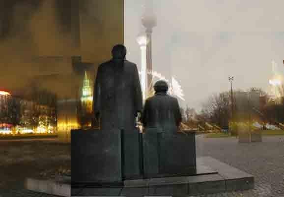Reconstruction - Berlin_Marx-Engels, Iosif Király 2004-2009