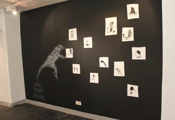 Ausstellungsansicht, Foto: Cornelia König  2011