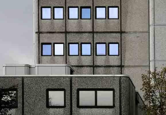 Blue Windows, Katharina Kiebacher 2011