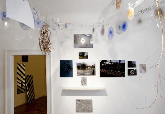 esrevinu eht ni noitcerid eno eht, Martin Vongrej, Interpretation von unsichtbaren Bereich, 2012