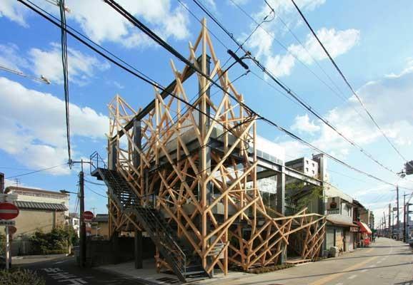 THE SHADOW OF URBAN WOODS, YOSHIAKI OYABU ARCHITECTS