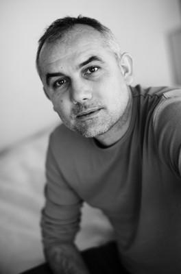 László Darvasi, László Darvasi, Foto: Barna Burger