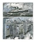 Copyright Barbara Yelin, Comicroman, Reprodukt 2014