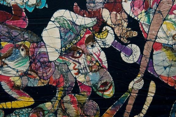 Batik, Susanne Wenger Foundation