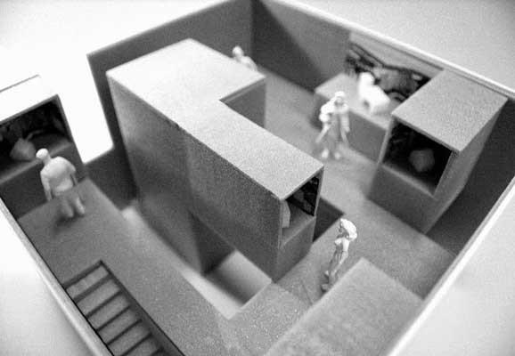Unbuilt Republic, Miroslav Chmel, Zdeněk Chmel, 14th Internationale Architekturbiennale, Tschechischer Pavillion, Venedig