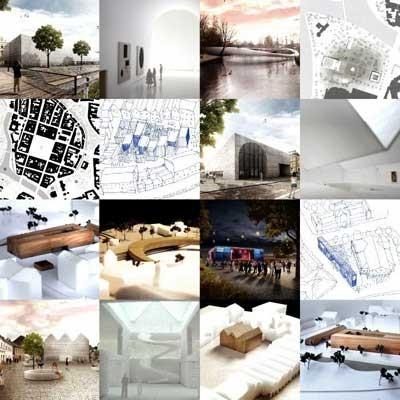 Young architect award 2013 nomination, Lucia Pennati, Zdeněk Chmel