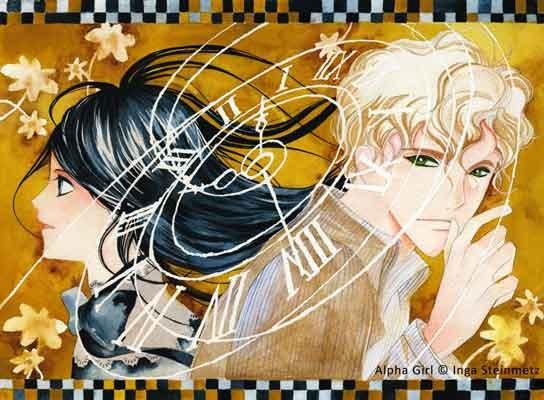Alpha Girl Manga, Inga Steinmetz