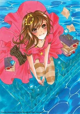 Freche Mädchen Manga, Inga Steinmetz