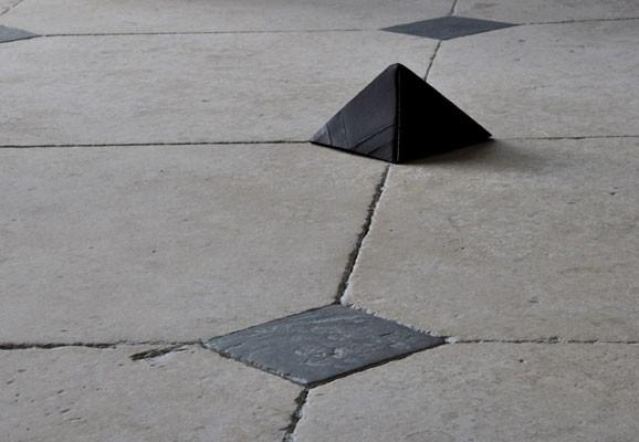 Floor Rising, Jaimini Patel, Karton, Oxford, U.K, 2010