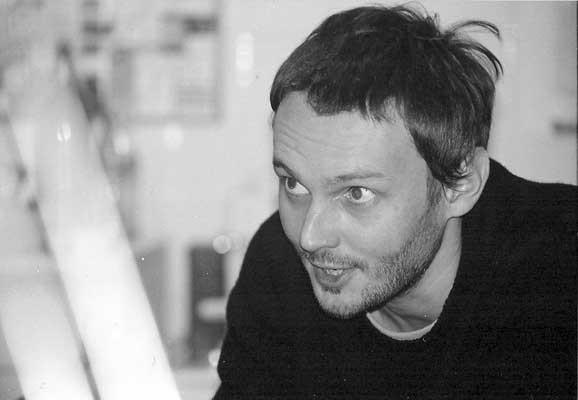 Petr Borkovec, Foto: Wolfgang Kühn