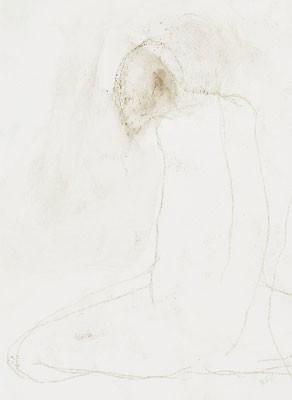 Studie für ein Porträt, Alessandro Biggio, Foto: Pier Luigi Dessì, 2017