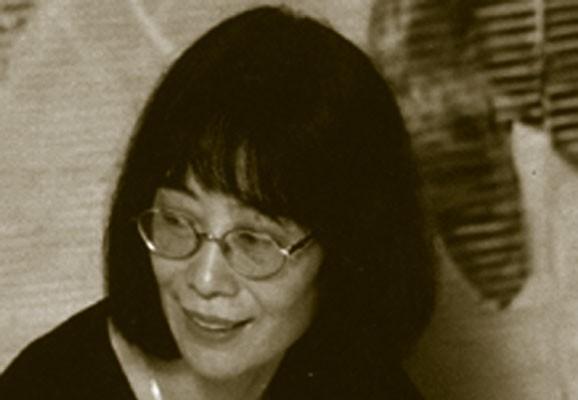 Portrait Michiko Itatani, Michiko Itatani 2007