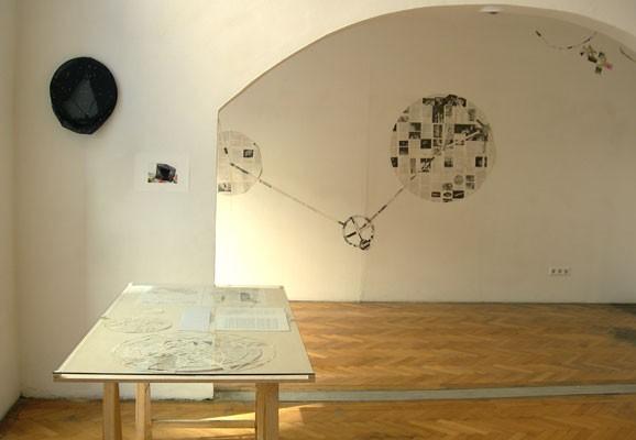 Exhibition view, IG Bildende Kunst 2007