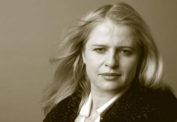 Portrait Mojca Kumerdej, ULNÖ 2008, Photo: Wolfgang Kühn