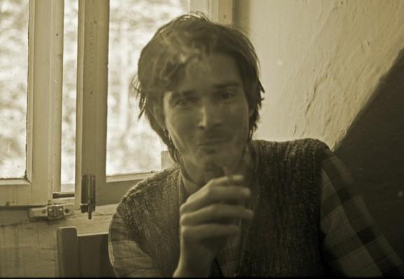 Portrait Jure Jakob, ULNÖ 2009, Photo: Zoran Arizanov