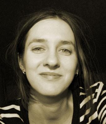 Portrait Nóra Ružičková, ULNÖ 2009, Photo: Wolfgang Kühn