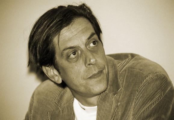 Portrait Pedro Lenz, ULNÖ 2009, Photo: Wolfgang Kühn