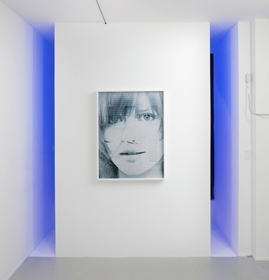 Untitled Faded Beauty , Barb Choit & Rachel Uffner Gallery, photo: Andres Ramirez 2012