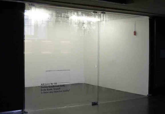 Is there Any Objective Relity, 2008, Dorota Kenderová
