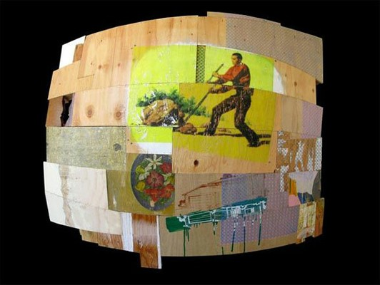 Lever, Jeffrey Hantman 2010
