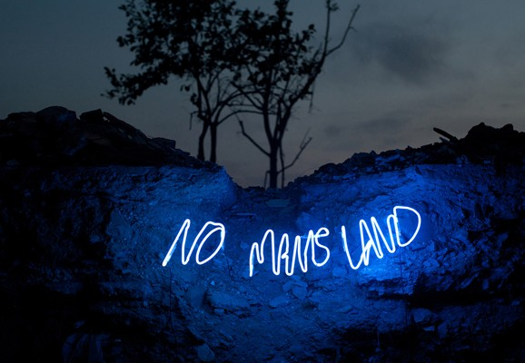 No Mans Land, Amanda Rice 2011, Foto: Greg Jones