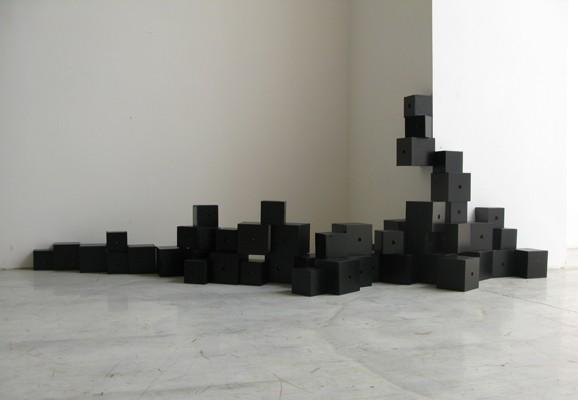 Ouchromic Reducer , Dorota Walentynowicz, 2009, camera-object