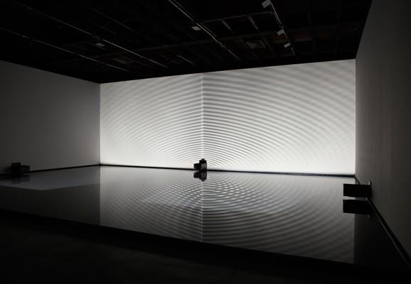 Earth, Finnbogi Petursson 2009, Shean Kelly Gallery, NY