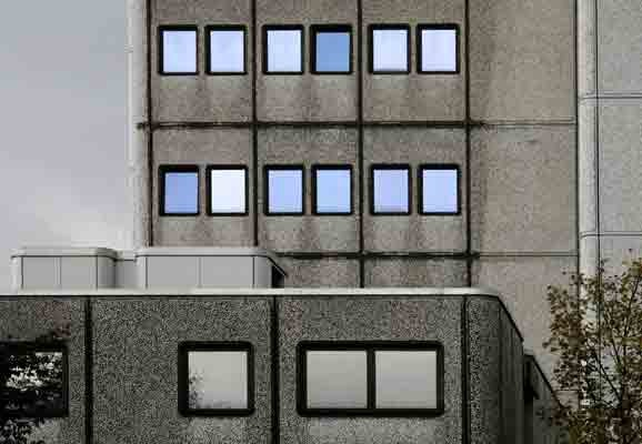Blue Windows , Katharina Kiebacher 2011