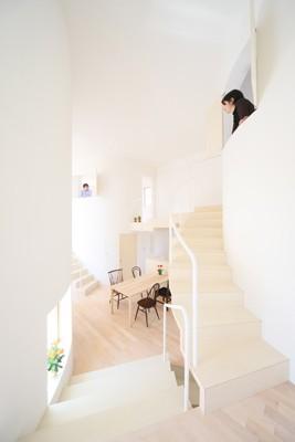 House in Kitakami, nadamoto yukiko architects