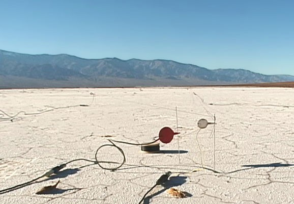 December, Death Valley Cycle, Richard Lerman
