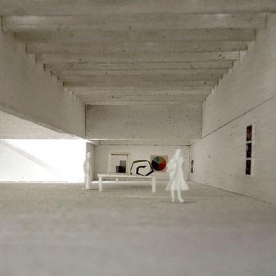 Bauhaus Museum, Chmel Architekti, Dessau, Germany