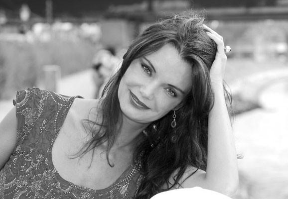 Krisztina Tóth, Photo: Judit Marjai