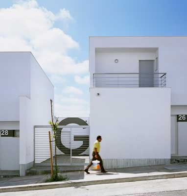 32 Council houses in Concil de la Frontera (Cadiz), Photo: Jorge Yeregui
