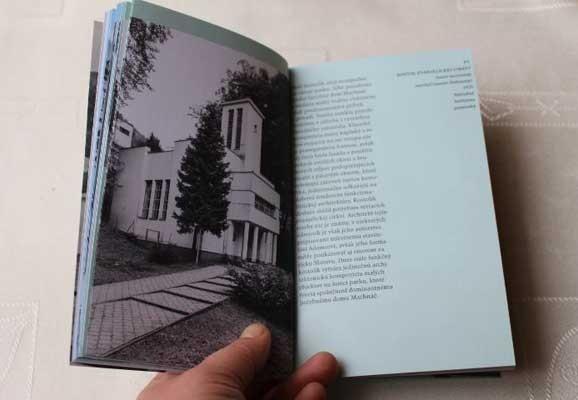 Architectural Guide Trencianske Teplice, Slovakia, Photo: Andrea Kalinova, 2015