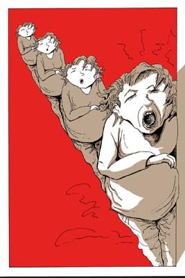 Aktuelles Album, Tina Brenneisen, graphic novel 2016