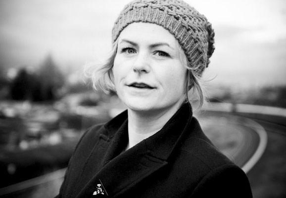 Tina Brenneisen , Photo: Marinkel Moon