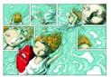 Copyright Tina Brenneisen, graphic novel, publisher: Parallelallee Verlag, 2014