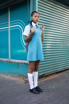 Lesidi, Rissik Street - Johannesburg , Masixole Ncevu, 2016